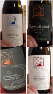 quattro vini rossi