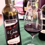 bottiglia di vino cabernet franc di tenuta gambalonga