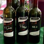 bottiglia di vino cabernet sauvignon