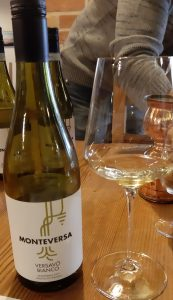 Vino bianco Monteversa