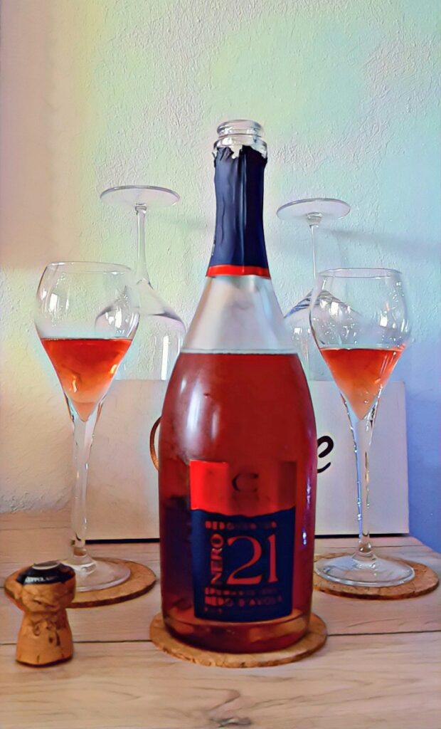 vino rosato nero 21