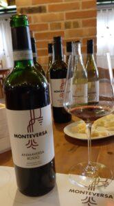 vino rosso Monteversa